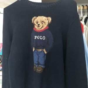 Polo Ralph long sleeve sweater